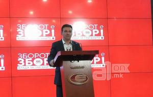 ВМРО ДПМНЕ  Како Поповски ја подобри слободата на медиумите и каде го гледа напредокот