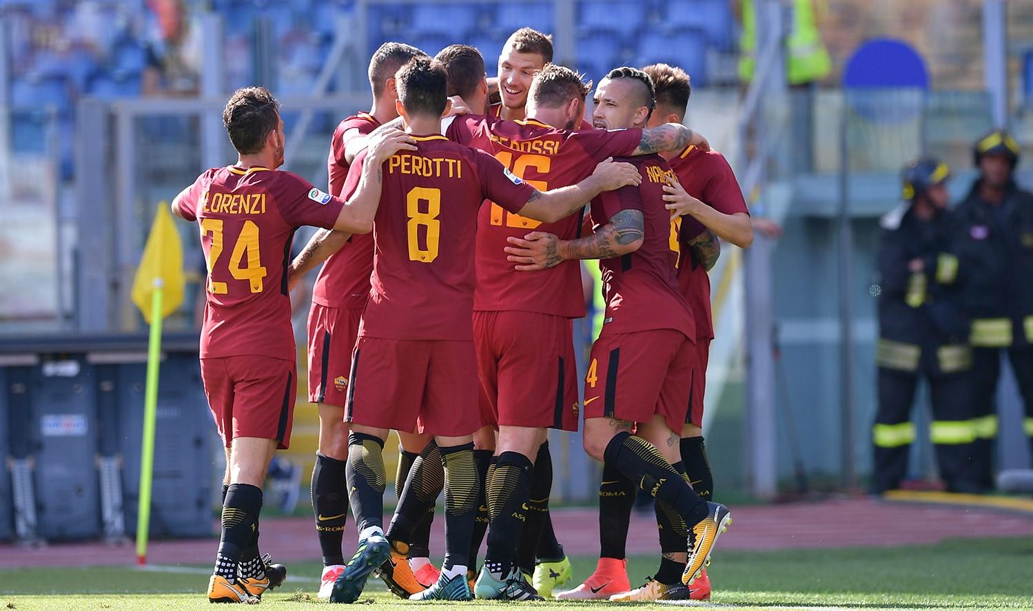 Сигурна победа на Рома против Удинезе