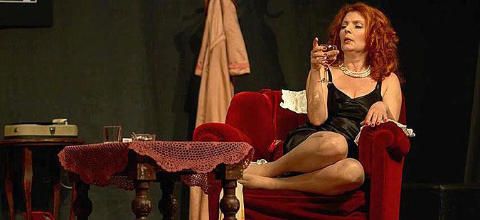 Актерката Тања Бошковиќ  лауреат на 25  издание на ФКТ  Ристо Шишков