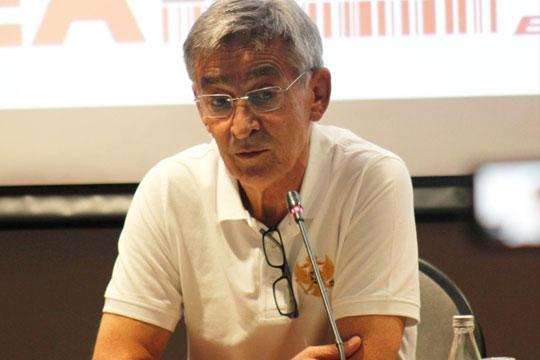 Тањевиќ се повлече од селекторското место на Црна Гора и објави крај на кариерата