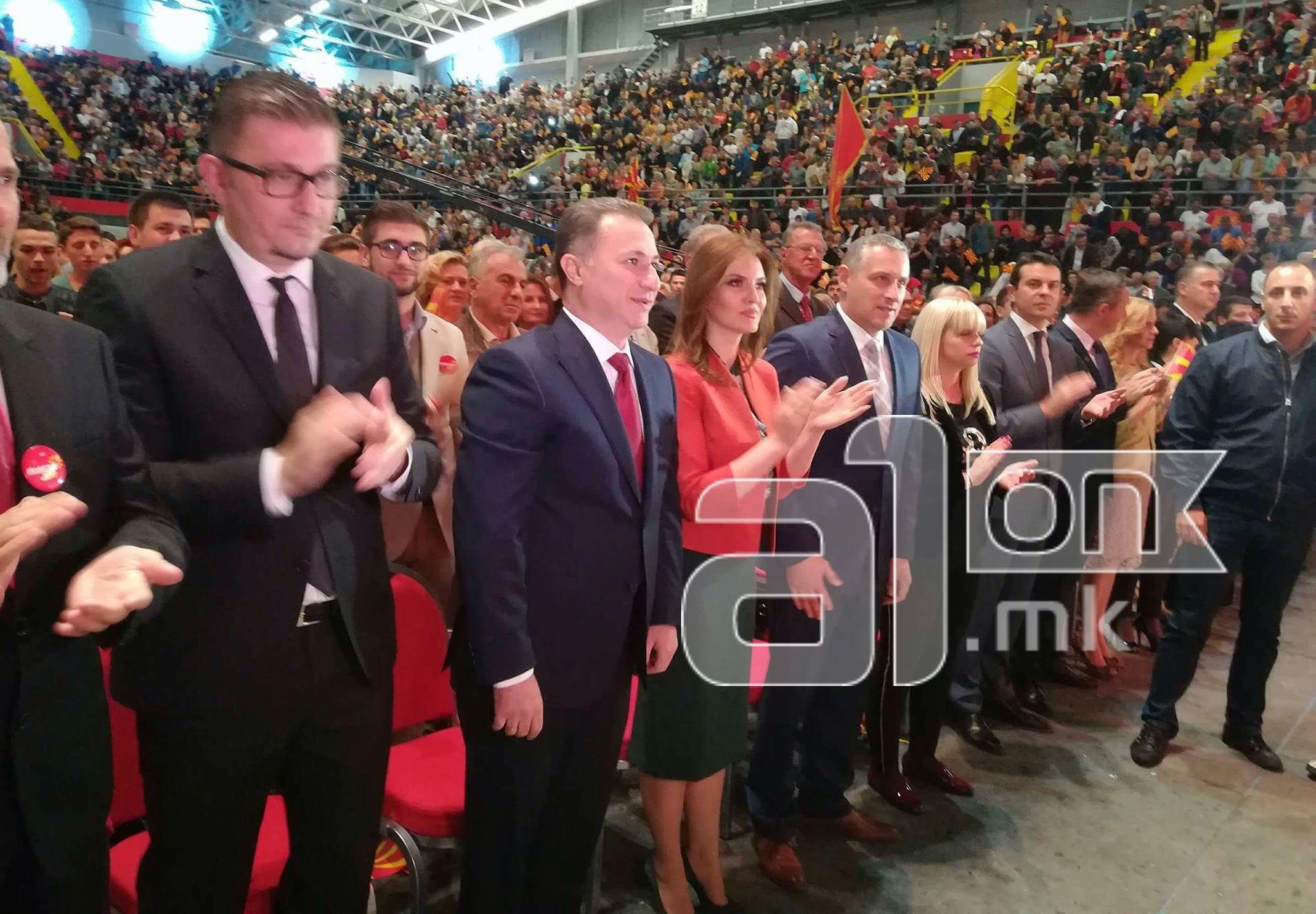 Мицкоски  Победуваме и веднаш бараме предвремени парламентарни избори