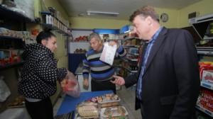 Шилегов денеска на средби со граѓани во Кисела Вода