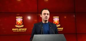 Ристовски  За прв пат во Македонија се случи убиство на човек и има згрижувачки информации за нарушување на изборниот процес