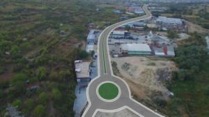 Трајановски  Проширување на булеварот  Борис Трајковски  до Драчево