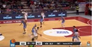 Втора сезонска победа за МЗТ Скопје во АБА лигата