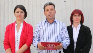 Георгиевски  По победата на 29 октомври ќе асфалтираме 45 улици во Гази Баба
