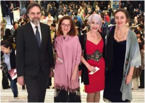 Светска премиера во Пекинг на композиција од Дарија Андовска