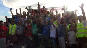 Динев и Нејков од Бугарија победници на меѓународното  Мacedonian trophy