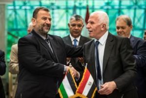 Хамас и Фатах се договорија владата да ја преземе oдговорност во Газа