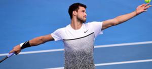 Димитров прв четвртфиналист на Мастерсот во Шангај
