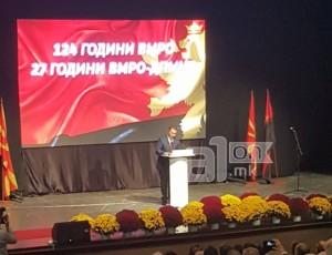 Груевски се заканува  Нашиот организам ќе почне да работи со 120 отсто капацитет
