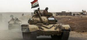 Ирачката армија ги потиснува курдските сили долж границата со Иран