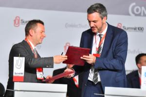 САМИТ 100  Меморандум за деловна соработка и унапредување на конкурентноста во Западен Балкан