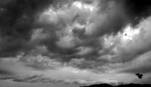 Облачно и дождливо време во текот на викендот