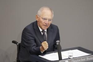 ЦДУ ќе го предложи Шојбле за претседател на Бундестагот