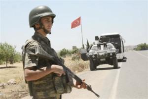 Турција започна акција против сириските Курди