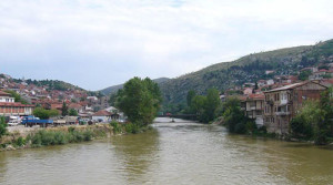Мртва жена пронајдена во Вардар кај Велес