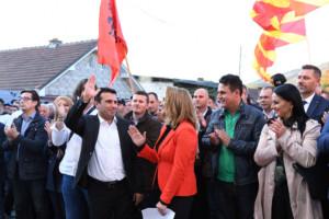 Мелиќие Халими од СДСМ води во Арачиново