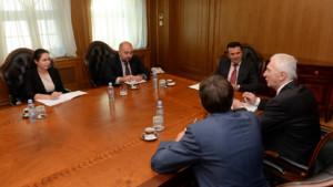 Заев Шчербак  Евроатланските аспирации на Македонија не се пречка за соработка со Русија