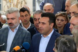 ВМРО ДПМНЕ  Лагите на Заев нема да го покријат фактот дека се одржаа најкриминалните избори досега