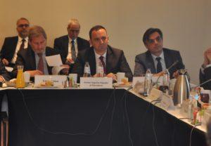 Османи  По завршувњето на изборите Владата е целосно посветена на реформите