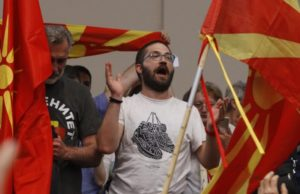 ВМРО ДПМНЕ  Притворот за уставобранителите мора веднаш да прекине