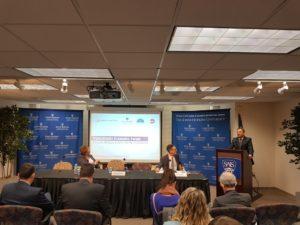 Анѓушев на Трансатлантскиот економски форум  Македонија врти нова страница  Стабилност  просперитет и одржлив економски раст