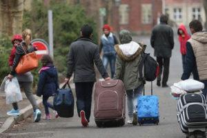 Македонија останува да биде само транзитна земја за бегалците