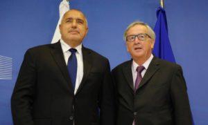 Јункер  Бугарското претседавање со ЕУ може да помогне во нормализирање на односите со Турција