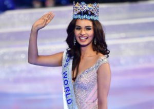 Мануши Чилар од Индија е Мис на светот 2017