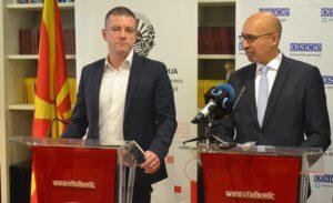 Средба на Манчевски со Дезир  Мотори на медиумските реформи мора да бидат медиумските работници