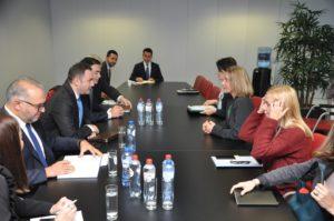 Османи  Без Македонија не е можен кредибилен процес на проширување на Унијата