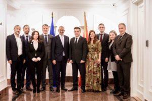 Поповски Дезир  Поздравени се определбите за објективни и професионални медиуми во Македонија