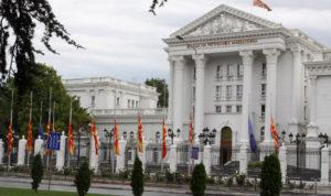 Тепачка во Владата на РМ  две жени физички се пресметале