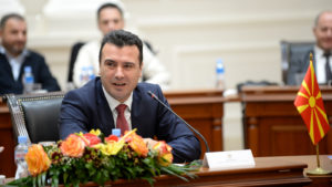 Заев во вторник во официјална посета на Косово