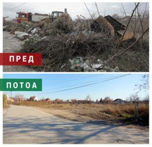 Марин  Исчистени 27 депонии и 22 зелени потези  општина Аеродром продолжува со санација