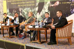 Национални и регионални можности за соработка со Зелен климатски фонд претставени денеска во Скопје