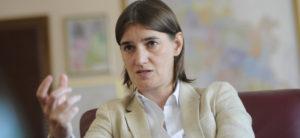 Српската премиерка во посета на Бугарија