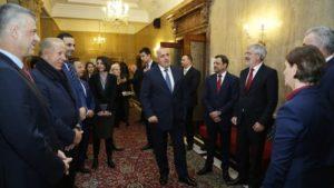 Заев во Софија на конференција за интеграција на Балканот