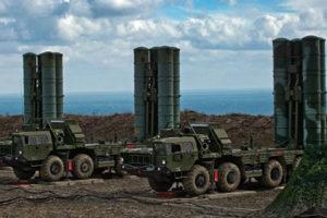 На Крим распореден уште еден руски ракетен дивизион С 400