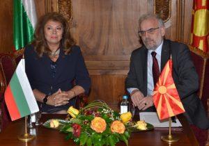 Џафери   Јотова  Бугарија ќе направи се што е во нејзина можност за Македонија да добие датум за преговори со ЕУ