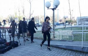 Се снима судењето на Груевски за  шамарите