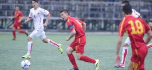 Чешка и Хрватска ривали на младите македонски фудбалери во следните квалификации
