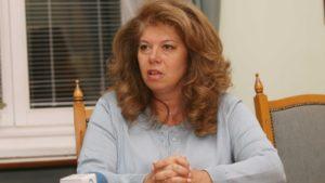 Потпретседателката на Бугарија Јотова  Немаме време за губење  местото ви е во НАТО и ЕУ