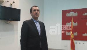 Ковачевски поднесе оставка од Собранието