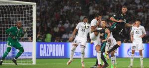 Фудбалерите на Реал се подбивале со голманот на Ал Џазира
