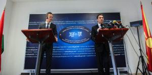 Сијарто  Унгарија останува силен поддржувач на Македонија на патот кон ЕУ и НАТО