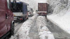 Забрана за движење на тешки товарни возила и кај Ѓавато