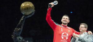 Штербик најдобар ракометар на светот за 2017 година