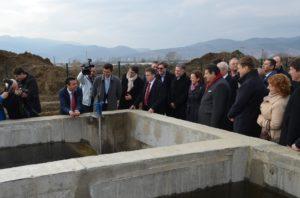 Отворена новата пречистителна станица за третман на отпадни води во Струмица